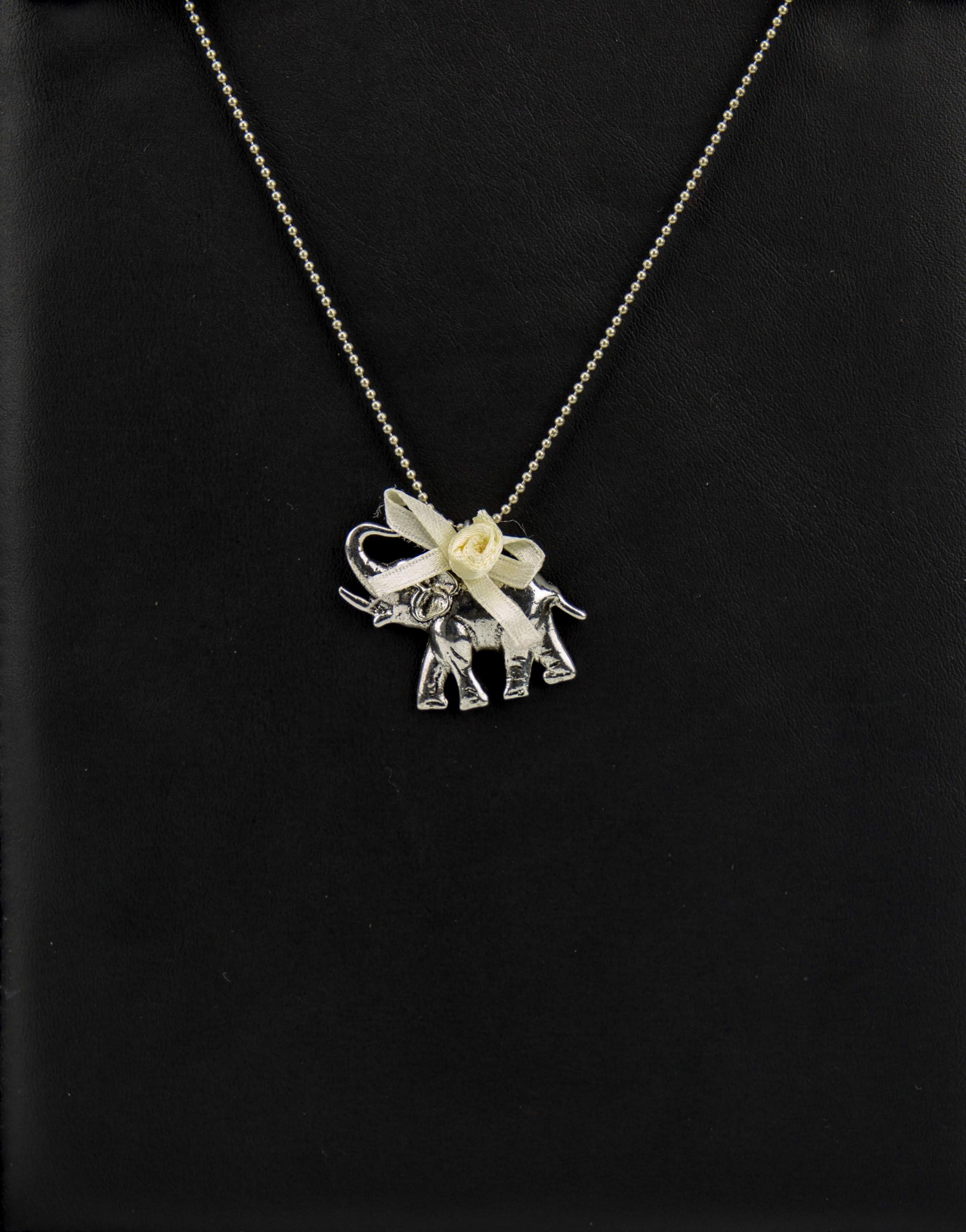 Colar amuleto elefante (1)