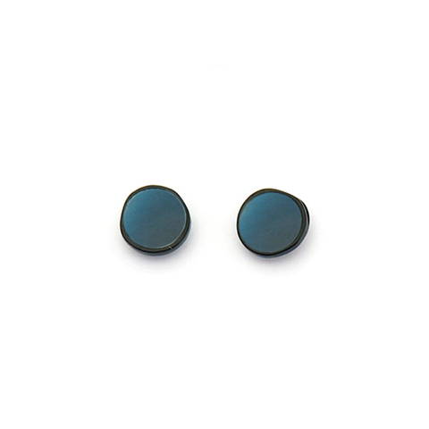 Brincos Black Blue