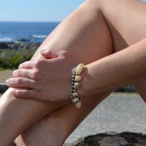 Pulseira beijinhos do mar