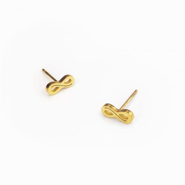 Conjunto em aço infinito dourado (3)