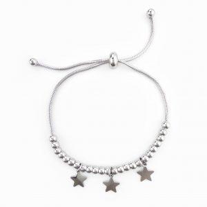 Pulseira-aço-estrelas-ajustável